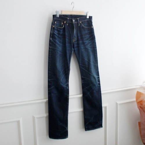THE FLAT HEAD _ 3001 SELVEDGE DENIM